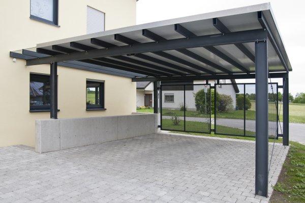 carport garage jehle holzbau gmbh. Black Bedroom Furniture Sets. Home Design Ideas