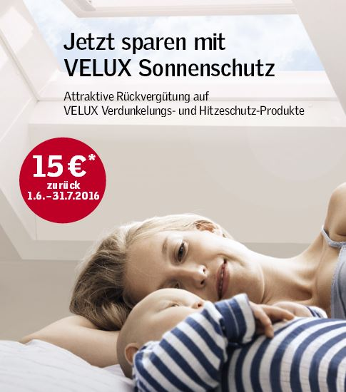 velux aktion rollo